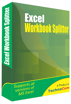 Excel Workbook Splitter