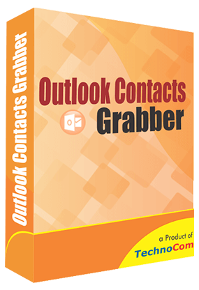 Outlook Contacts Grabber