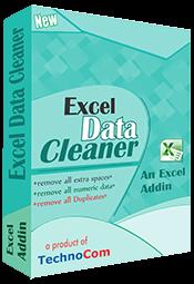 Windows 7 Excel Data Cleaner 3.0 full