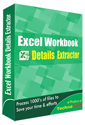 Excel Workbook Details Extractor
