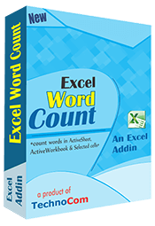 Windows 7 Excel Word Count 2.0 full