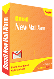 Gmail New Mail Alarm