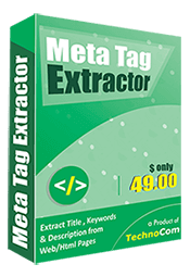 Meta Tag Extractor