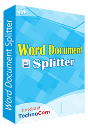Word Document Splitter