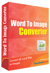 Word To Image Converter