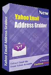 Yahoo Email Address Grabber