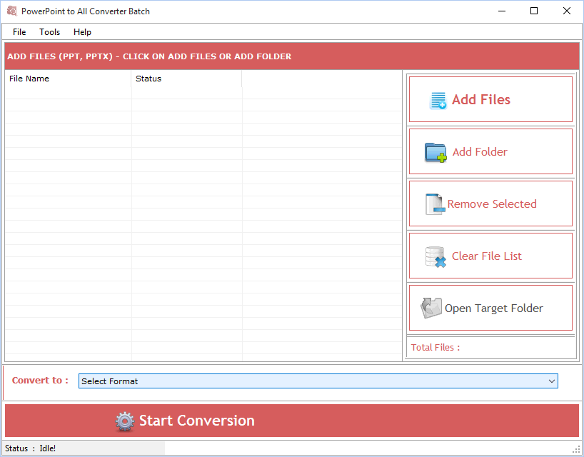 Windows 7 Power Point to All Converter Batch 3.1.2.6 full
